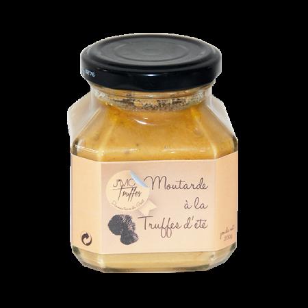 Moutarde à la truffe d'été